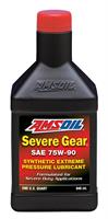 AMSOIL Severe Gear® 75W-90 Syntetisk girolje 1 QT