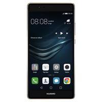 Huawei P9 Plus Skjerm Sort