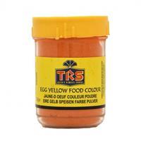 Trs Egg Yellow Colouring Powder 12x25grams