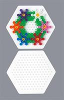 Hama Brett - Liten Hexagonal (3-223)