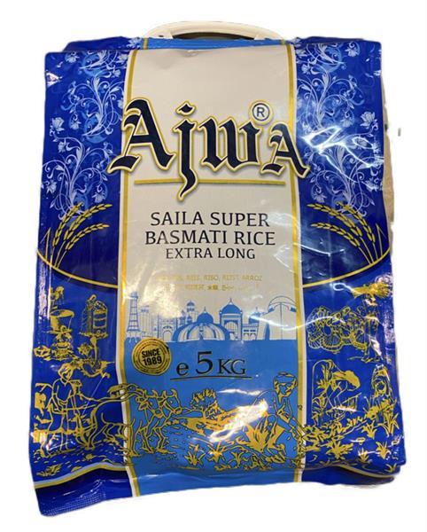 Ajwa 1121 Golden Sela Basmati Rice 4x5kg