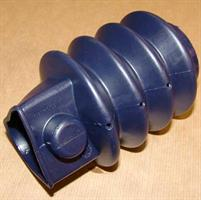Gummimansjett, påløp BPW - blå
