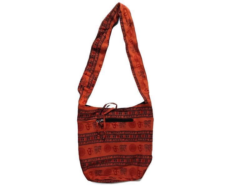 Väska - Kurta Ram OM orange (3 pack)