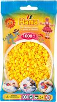 Hama perler Midi, Gul 207-03 1000stk