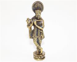 Brons - Miniatyr Krishna (2 pack)