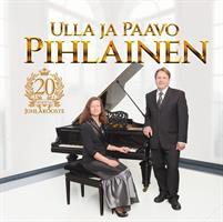 ULLA JA PAAVO PIHLAINEN - JUHLAKOOSTE CD