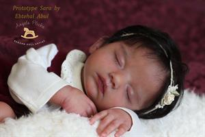 SLUTBETLNING Sara Reborn Kit av Ebtehal Abul 19
