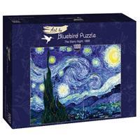 Puslespill Van Gogh, The Starry Night, 1000 brikker