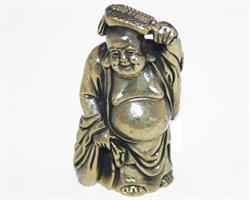 Brons - Miniatyr kinesisk munk (2 pack)