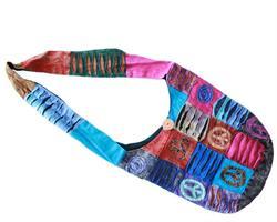 Väska - Tyg OM Peace (4 pack)
