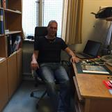 Gamla kontoret med Kent