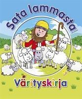 SATA LAMMASTA - VÄRITYSKIRJA - JULIET DAVID