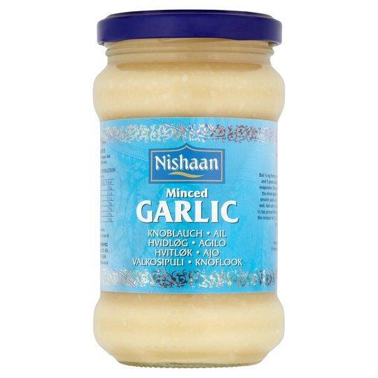Nishaan Garlic Paste (Minced) 6x283g
