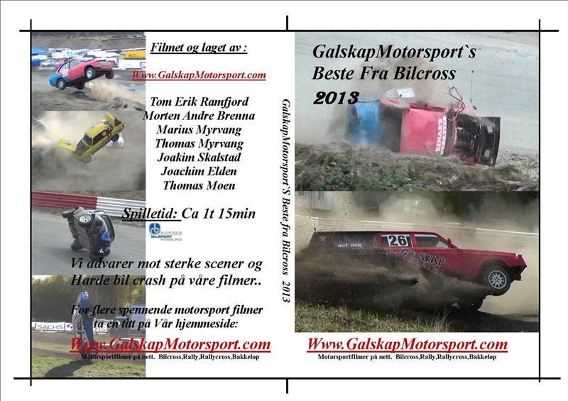 Beste Fra Bilcross 2013