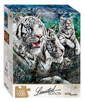 Puslespill Tigers 1000 brikker