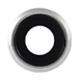 iPhone 8 Kameraglass m/Ramme - Sølv