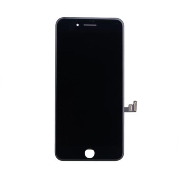 iPhone 8 Plus Skjerm - Sort