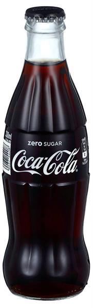 Coca Cola Zero 0,33Ltr