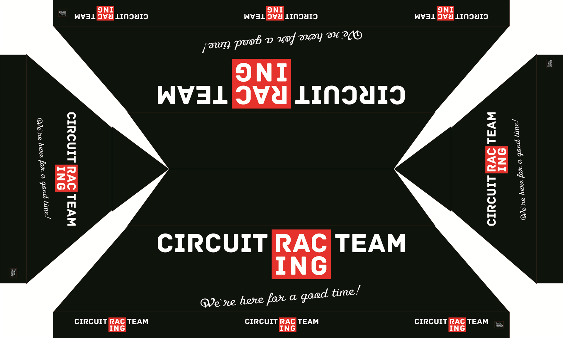 Circuit racing team