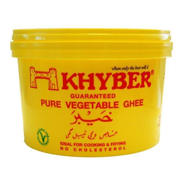 Khyber Pure Vegetable Ghee 6x908g