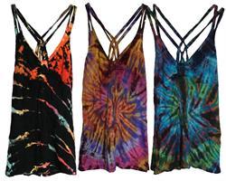 Linne - Tie Dye mix (12 pack)