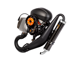 Carbon airbox Vittorazi