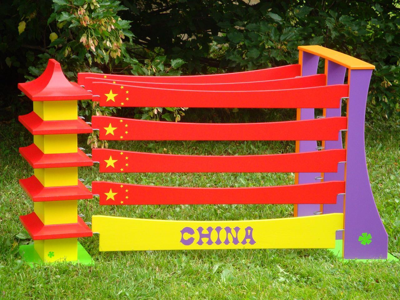 Kina trippel