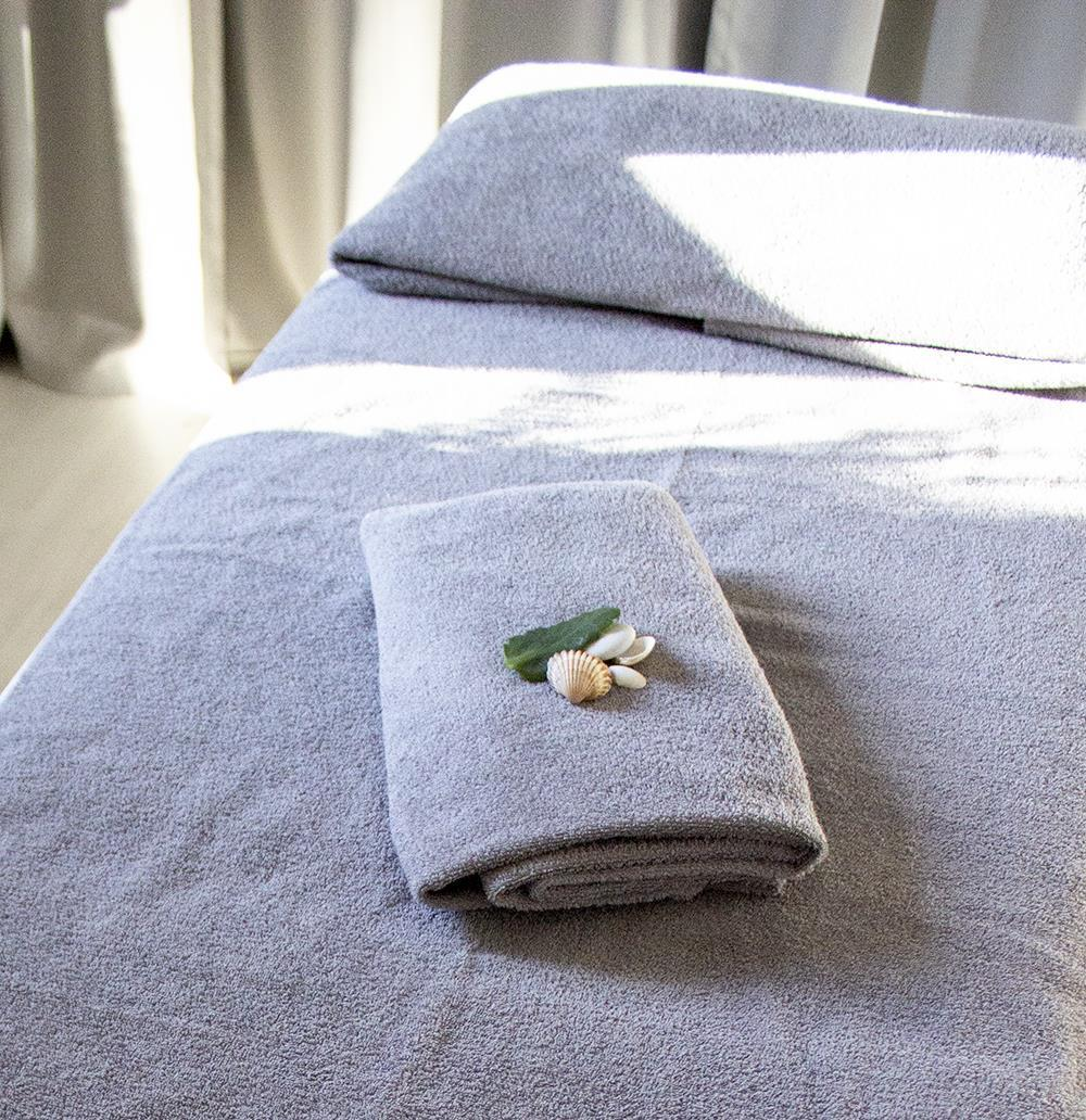 Detalj massagerummet
