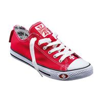 WCC WARRIOR LOW TOPS SHOES RED str.42.