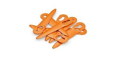 Plastkniver til PolyCut 2-2