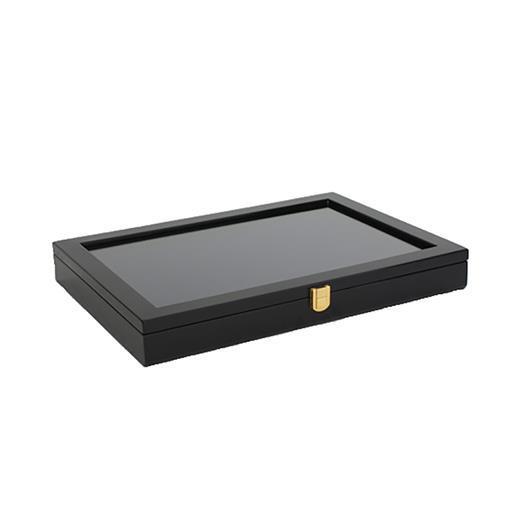 Presentationslåda, liten (svart)