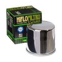 HIFLOFILTRO OIL FILTER SPIN-ON PAPER CHROME