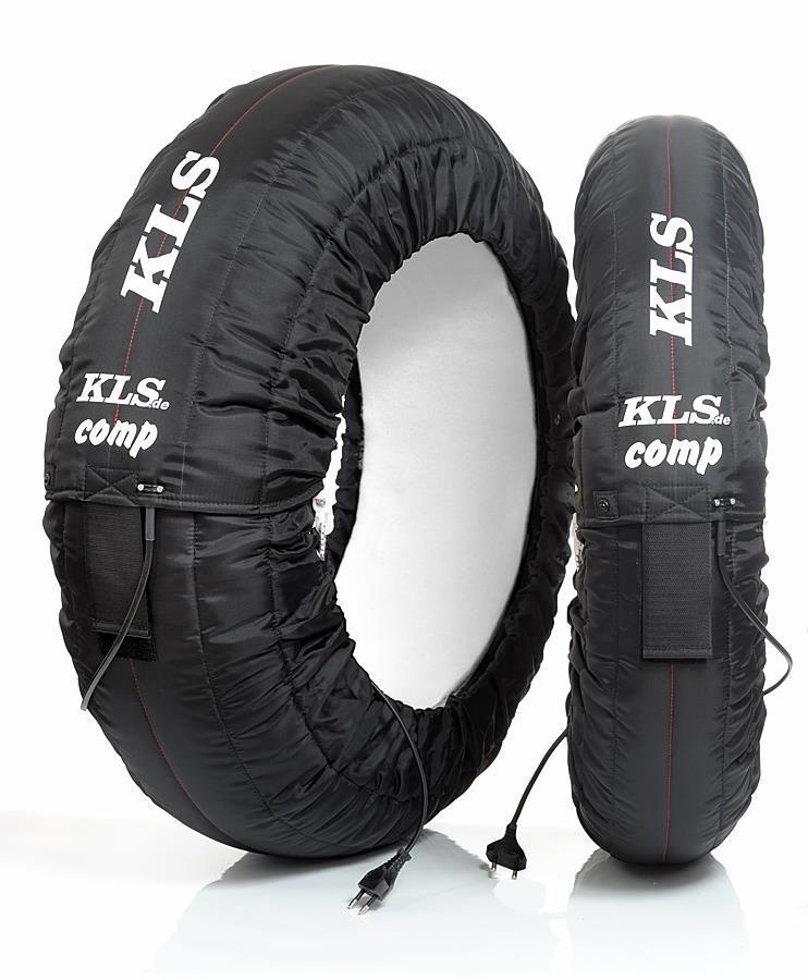 KLS-Dekkvarmere Comp/sort