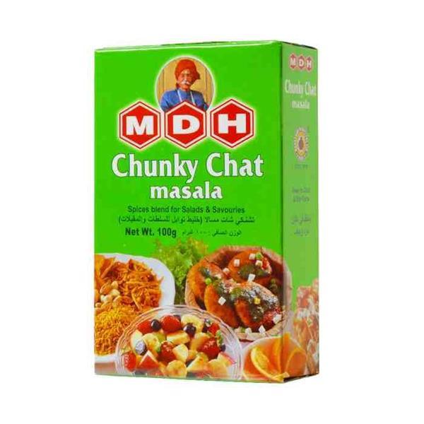 MDH Chunky Chat Masala 4x500g