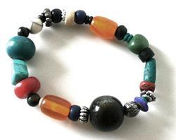Armband - Tibet pärlor (6 pack)