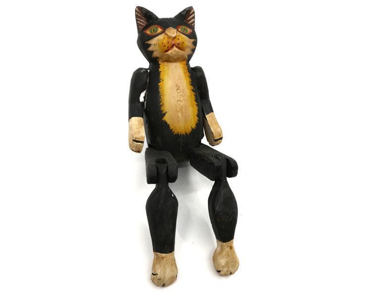 Bali - Puppet katt 30cm (12 pack)