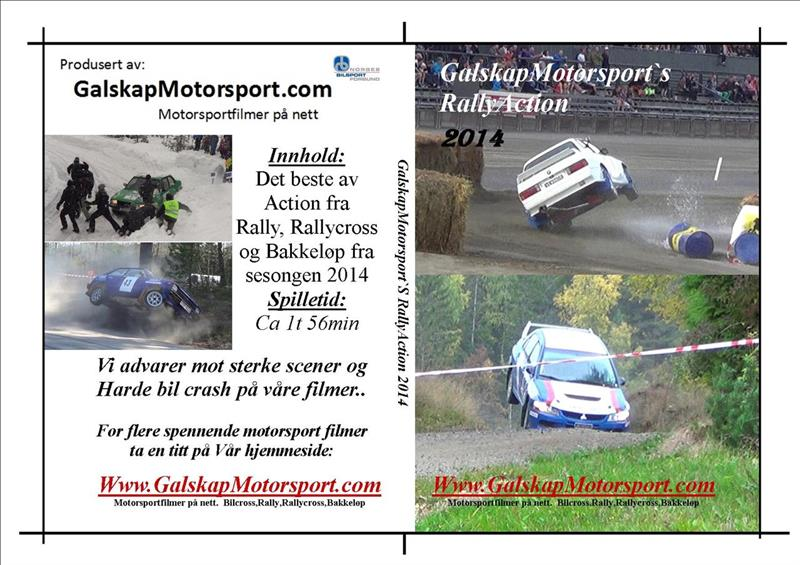 Rally Action 2014