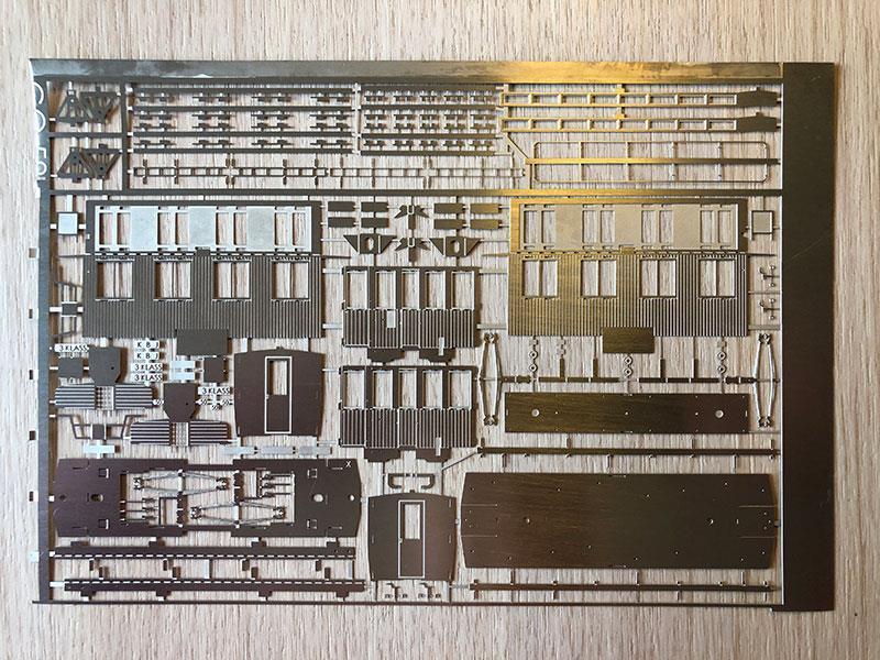 KBJ litt. XC 50 - H0n3 DC.