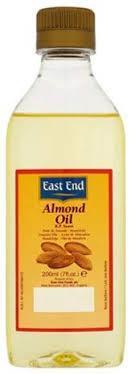 East End Almond Oil 12x200ml
