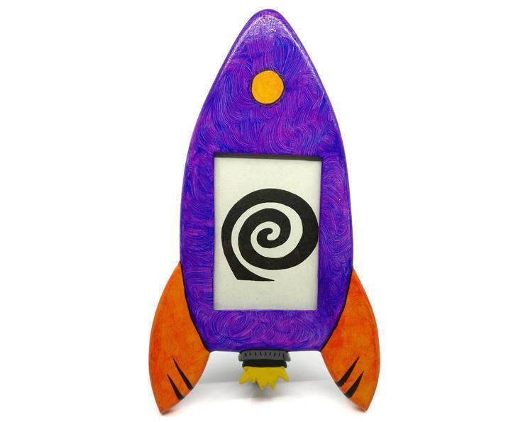 Bali - Fotoram raket stor mix (12 pack)