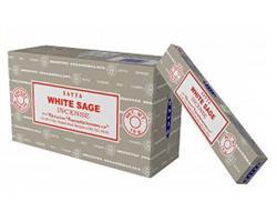 Satya - White Sage (12 pack)