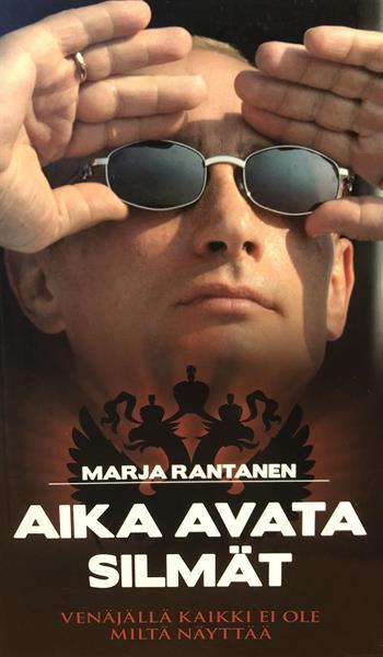 AIKA AVATA SILMÄT - MARJA RANTANEN