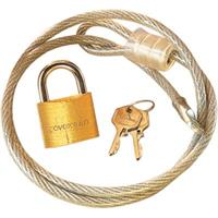 COVERCRAFT  Cable And Lock - 30