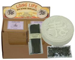 Rökelsehållare - Display long life (1 pack)