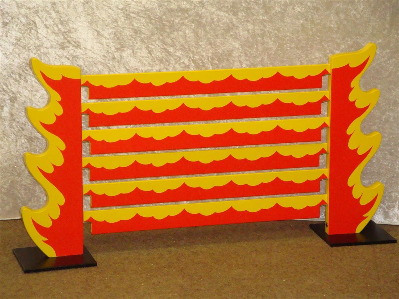 Flamman med plank