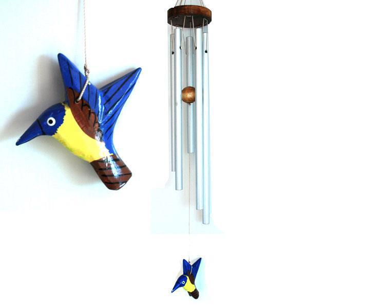 Vindspel - Kolibri 38cm (12 pack)