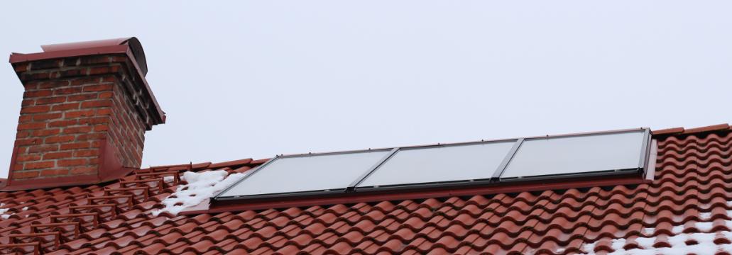 Solenergi med LESOL 5AR Solpaneler