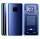 Bakdeksel Huawei Mate 20 Pro - Blå