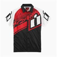 ICON HYPERSPORT RED, 2XL