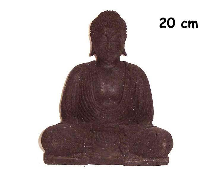 Buddha - Japansk brun 20cm (6 pack)
